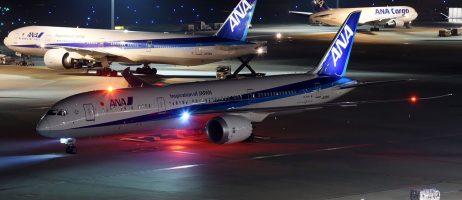 All Nippon Airways расширяет европейские направления из Ханэды