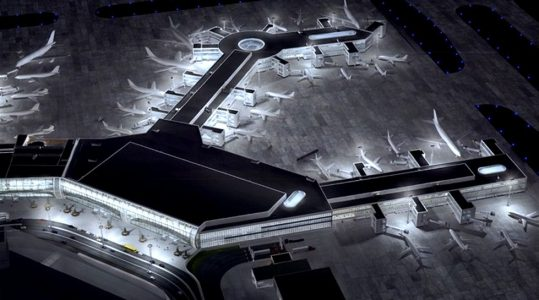 Домодедово будет строить третий терминал