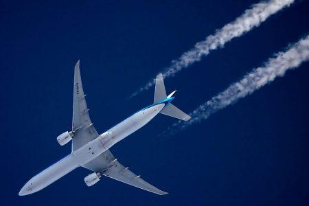 KLM может быть запрещено летать над Россией. Из-за AirBridgeCargo