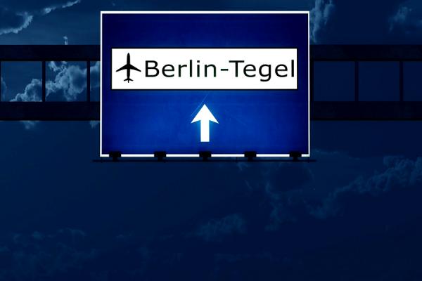 Ryanair подключается к кампании Berlin braucht Tegel