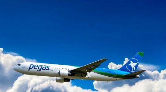 Pegas Fly начал экспансию в Китай из Жуковского