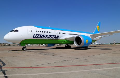 Исход из Домодедово: Uzbekistan Airways