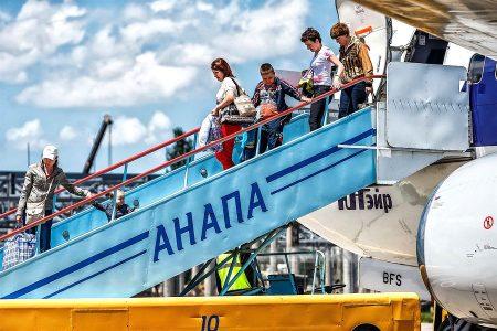 Аэропорт Анапы открыл новый терминал, увеличившись в три раза