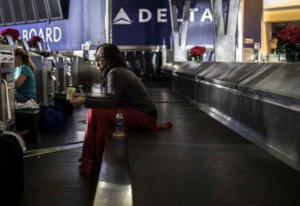 Пожар в Атланте вызвал отмены рейсов Delta и Southwest по всей Америке